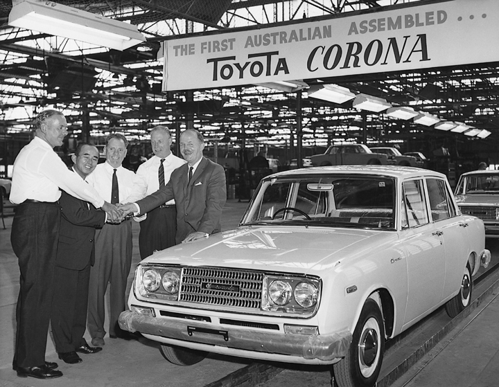 Toyota Motor Corporation Global Website 75 Years Of