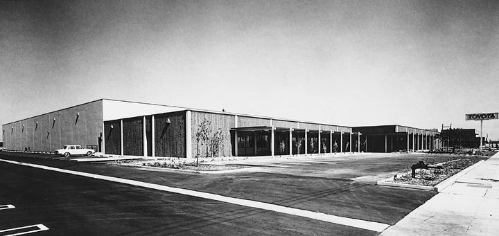 Building in Torrance