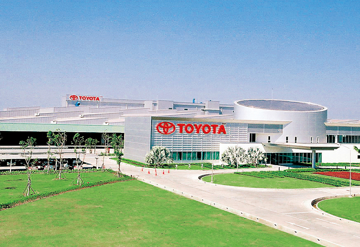 Global Website 75 Years Of Toyota Section 3 Expansion