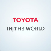 Toyota in the world