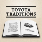 Toyota Traditions