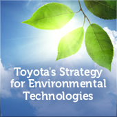 Toyota's Strategy for Environmental Technologies