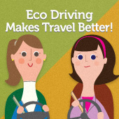 Eco Driving Makes Travel Better!