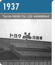 toyota motor corporation global website years  toyota