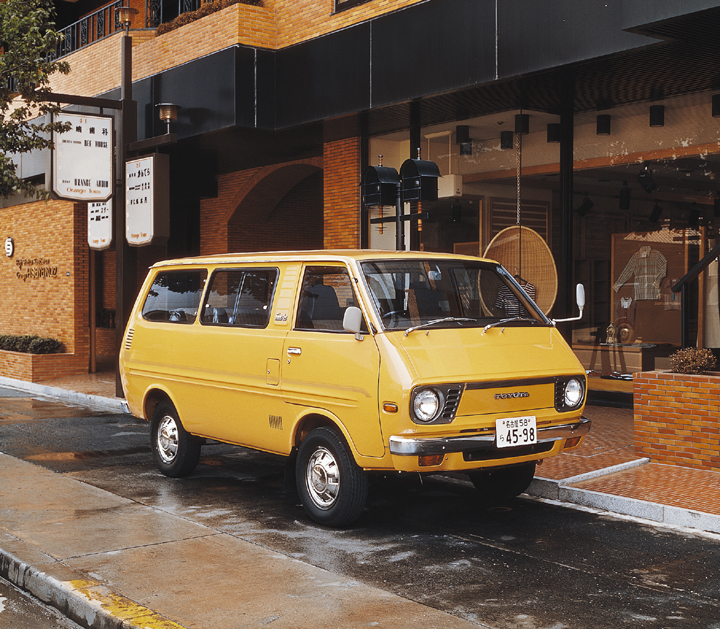 Later Ford Developed An Interest In The Marketability Of Toyota Townace Van And Agreement Was Tentatively Reached March 1981 On Joint Production