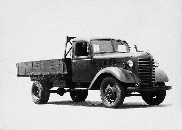 Model Bm Truck