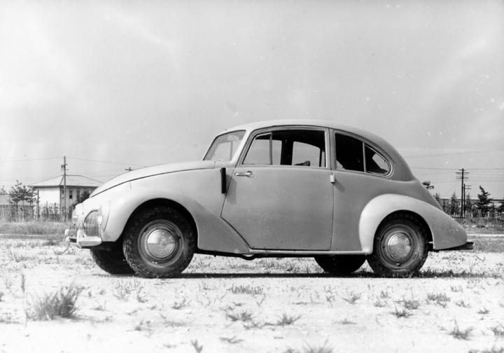 Corona Auto Body >> TOYOTA MOTOR CORPORATION GLOBAL WEBSITE | 75 Years of ...