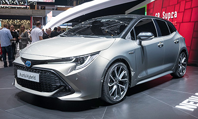 New Toyota Corolla 2019 2020 Top Upcoming Cars