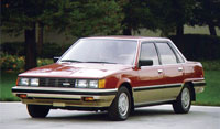 Toyota global site making a classic ff vehicle exports of the first generation toyota camry began with north america in 1983 paving the way for the vehicles ongoing success in the region fandeluxe Image collections