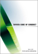 Toyota Code of Conduct