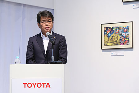 Toyota Global Site | Toyota Dream Car Art Contest