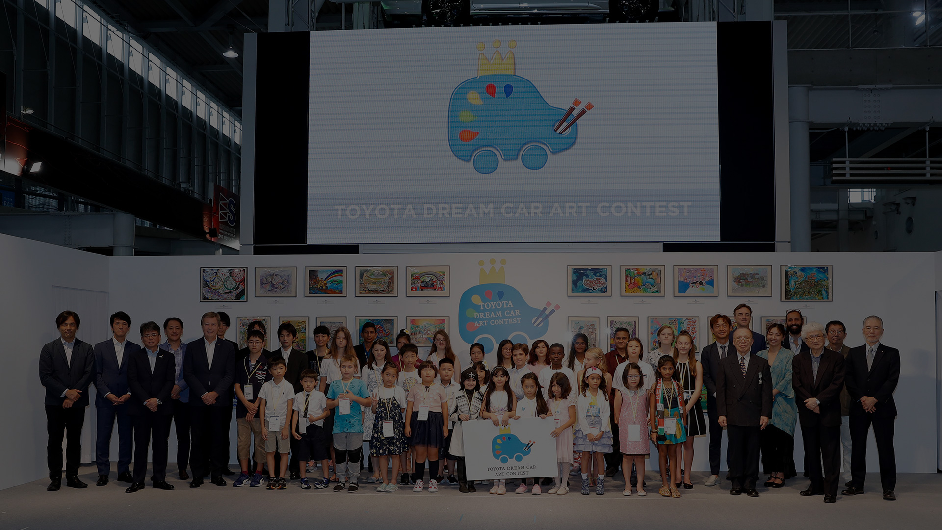 toyota global site toyota dream car art contest
