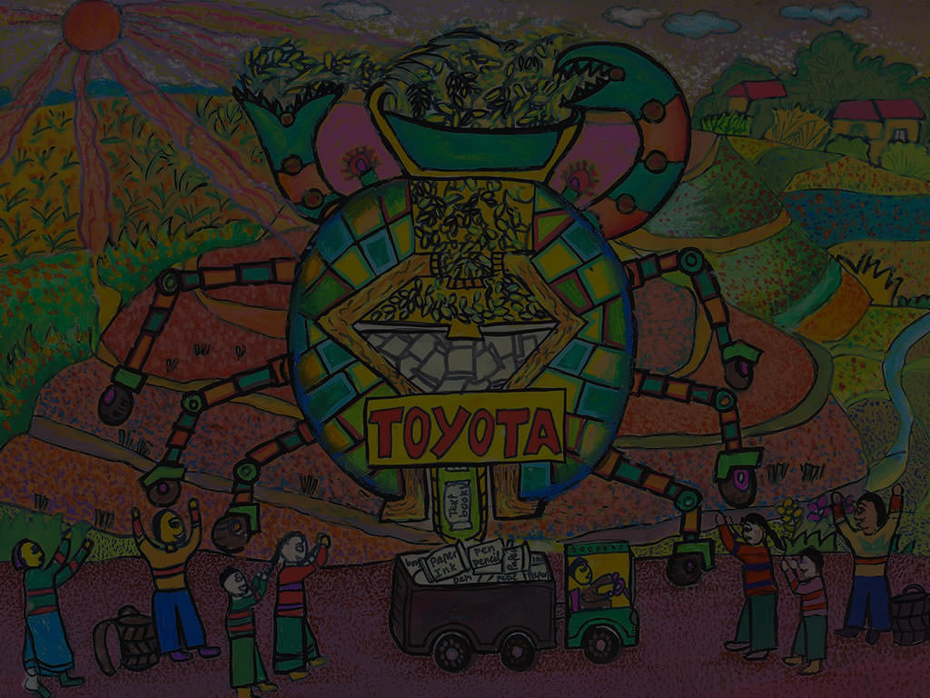 Toyota Global Site Toyota Dream Car Art Contest