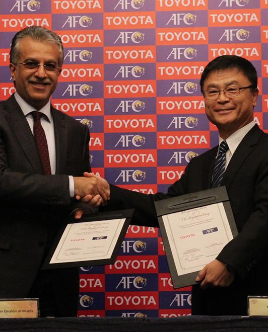 Toyota Event: Sports Sponsorship