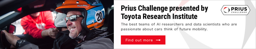 Prius Challenge presented by Toyota Research Institute