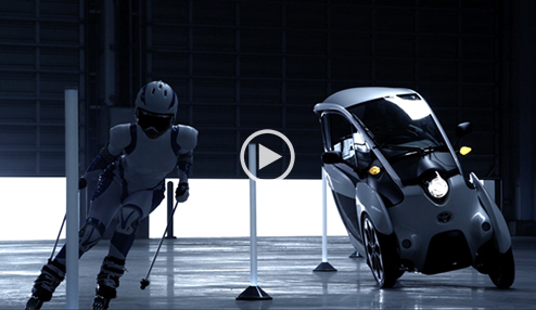 Fear Of Driving >> Toyota Global Site | Personal Mobility | TOYOTA i-ROAD