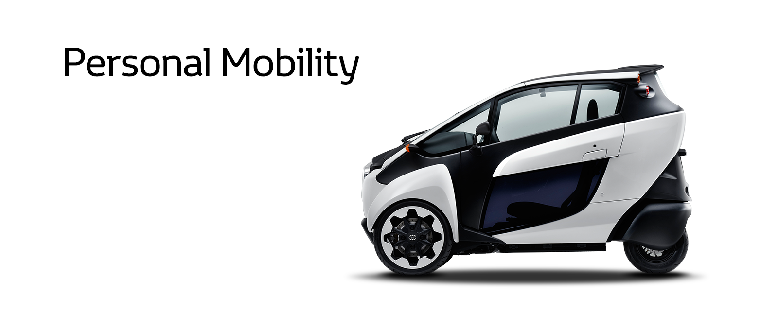 Toyota Global Site Personal Mobility