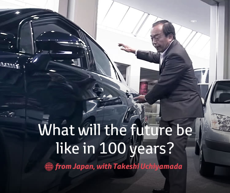 What will the future be like in 100 years?