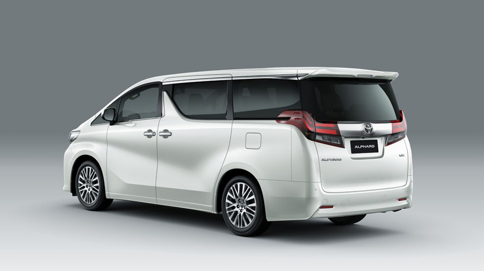 Toyota Global Site | Vehicle Gallery | Alphard