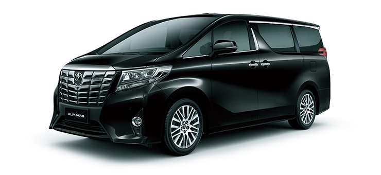 Toyota Global Site Vehicle Gallery Alphard
