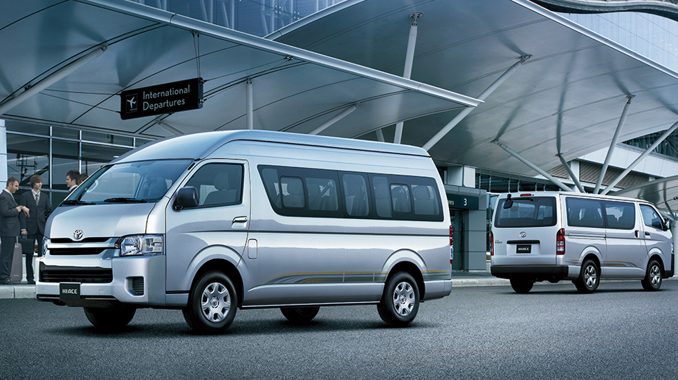 Toyota Global Site | Vehicle Gallery | Hiace