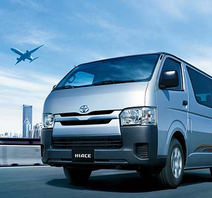 Toyota Global Site | Vehicle Gallery | Hiace