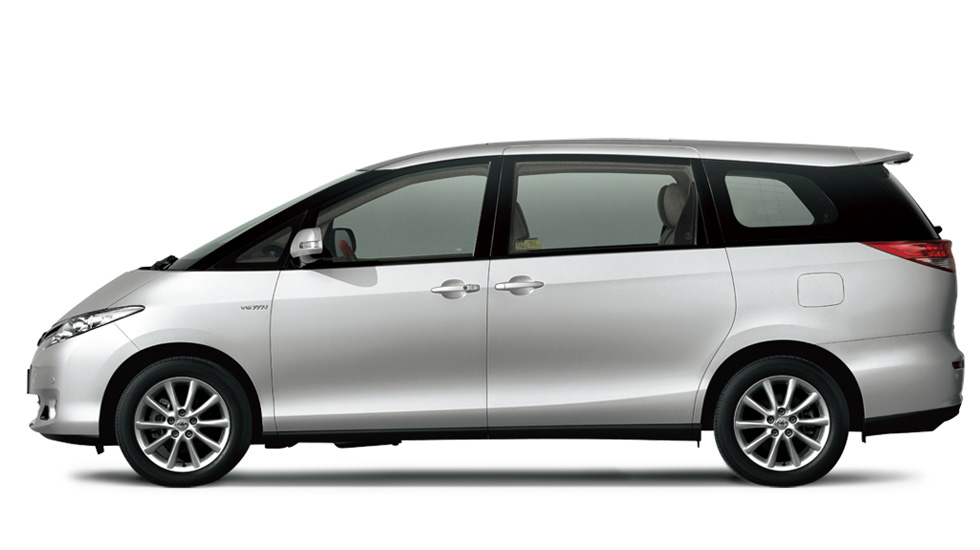 Toyota Global Site Vehicle Gallery Previa