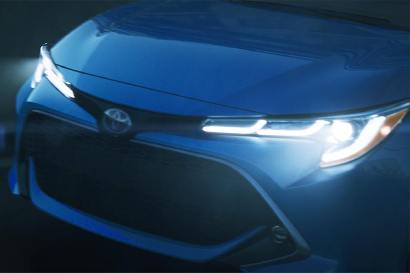 Toyota Global Site Vehicle Gallery Corolla Hatchback