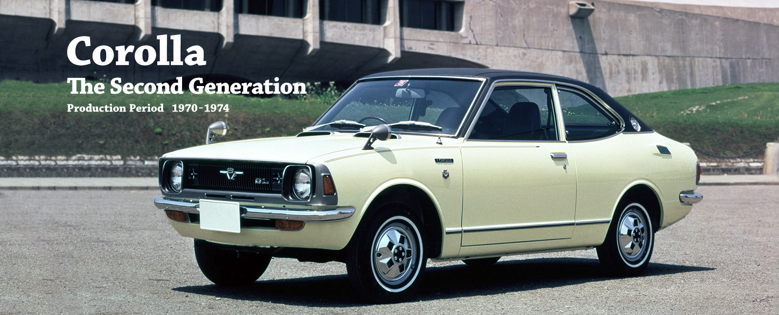 Vehicle Heritage, Corolla, The Second Generation