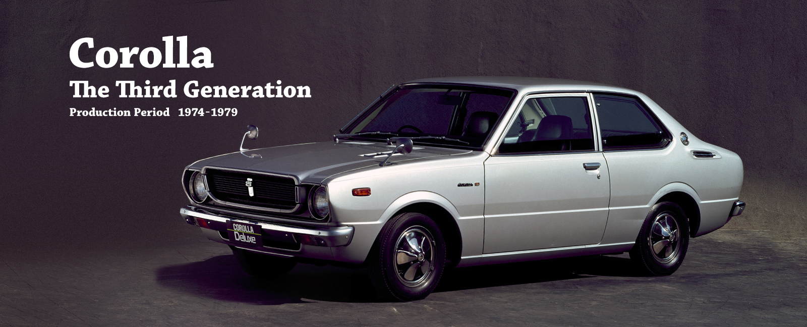 Vehicle Heritage, Corolla, The Third Generation