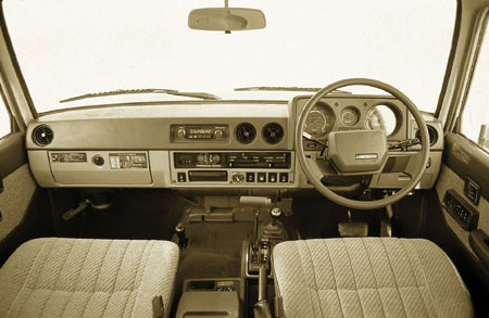 Land Cruiser 1988 >> Toyota Global Site | Land Cruiser | Model 60 Series_02