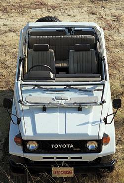 Toyota Global Site | Land Cruiser | Model 70 Series_01