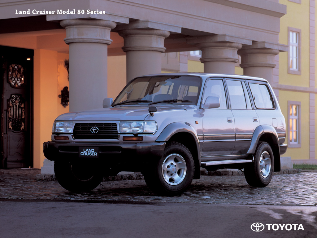 Toyota Global Site Land Cruiser Downloads